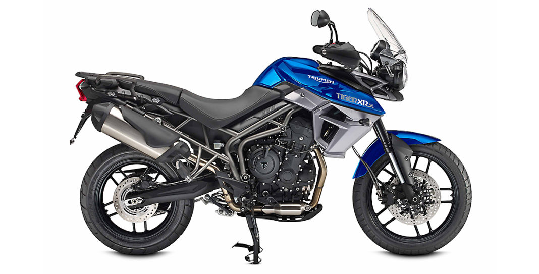 2015 triumph tiger 800 xr and xc first look rider. Black Bedroom Furniture Sets. Home Design Ideas