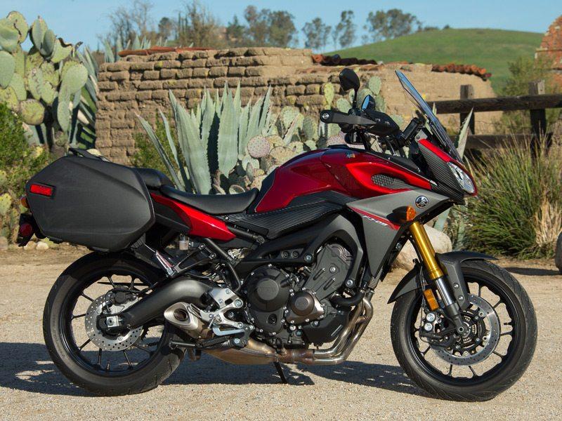 Ktm Dual Sport >> Long-Term Rides: 2015 Yamaha FJ-09 | Rider Magazine ...
