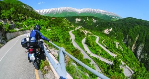 Ride the famous Stelvio, Gavia and Mortirolo passes