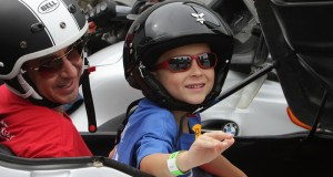 Ride For Kids events benefit children and their families as they battle childhood brain tumors. (Photos: PBTF)