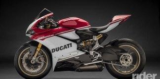 Ducati Panigale 1299 S Anniversario. (Photo: Ducati)