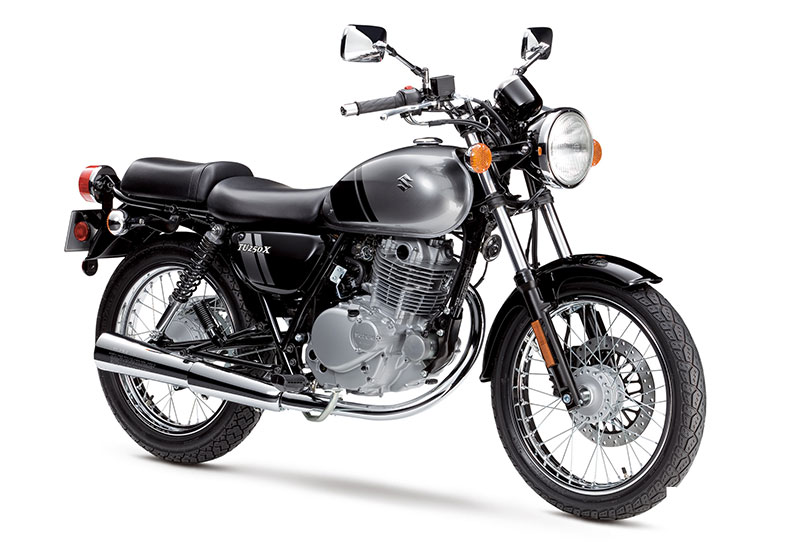 suzuki announces three new 2017 models | rider magazine