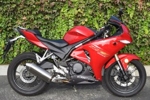 2016 CSC RC3 sportbike
