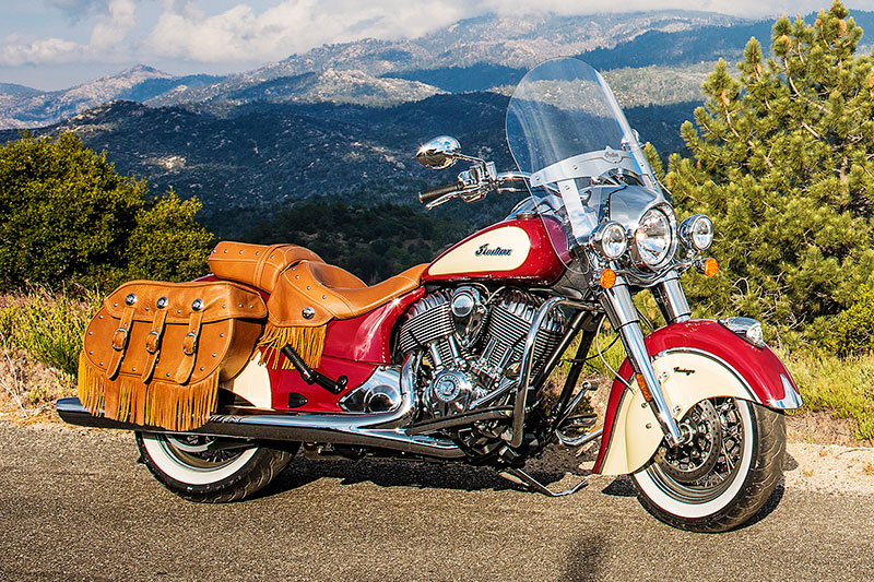 Indian Chief Motorcycle: 2017 Indian Motorcycles Lineup First Look Review