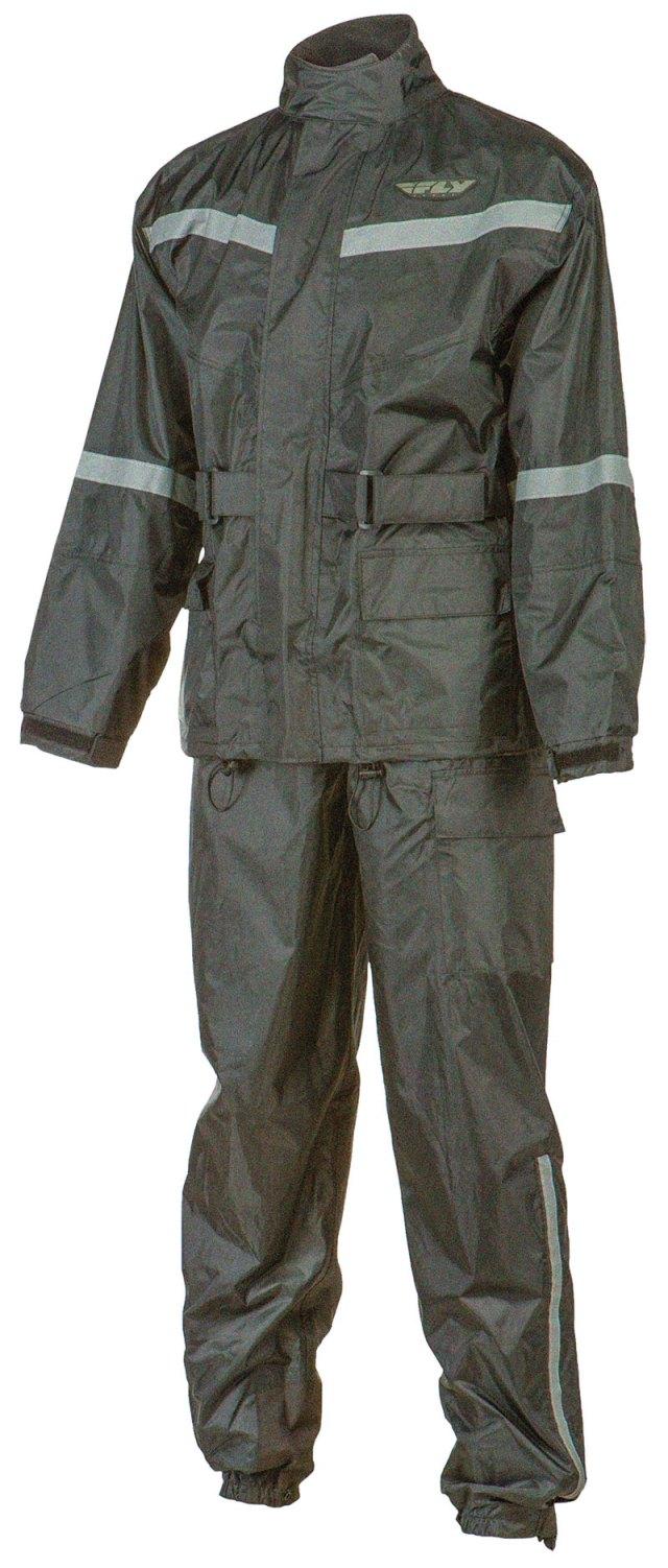 Fly Street Gear 2-Piece Rain Suit.