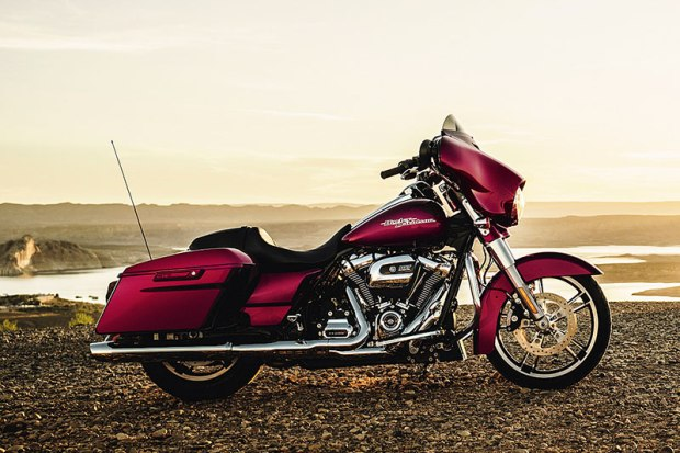 Harley Davidson Launches 107 114 Milwaukee Eight