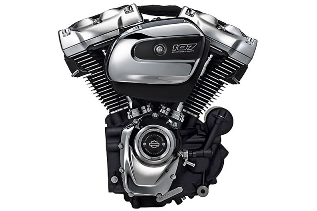 The new-for-2017 Milwaukee-Eight is the ninth generation of Harley-Davidson's Big Twin engine platform.
