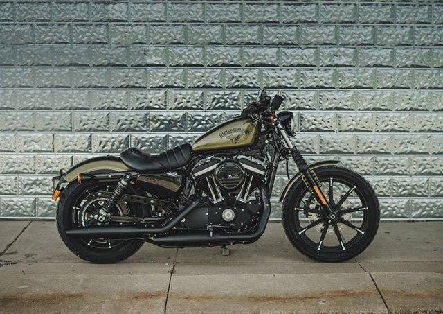 Harley-Davidson Iron 883