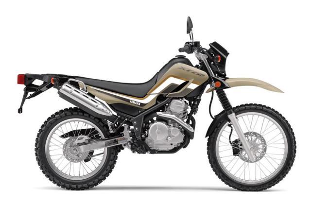 2018 Yamaha XT250