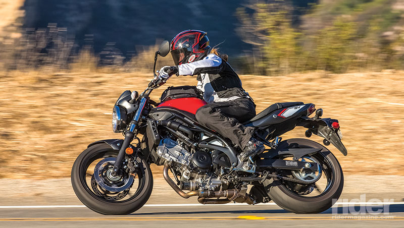 The New For 2017 SV650 Represents A Return To What Made Original SV