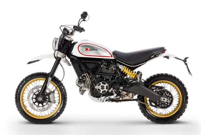 Front and rear suspension travel has been increased by 2 inches over the outgoing Urban Enduro model, to a rock-eating 7.9 inches.