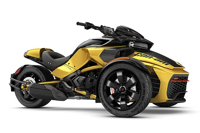 2017 Can-Am Spyder F3-S Daytona Edition