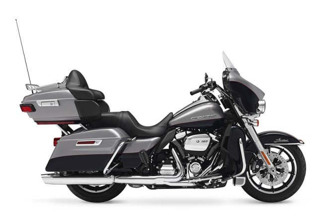 2017 Harley-Davidson Ultra Limited Low