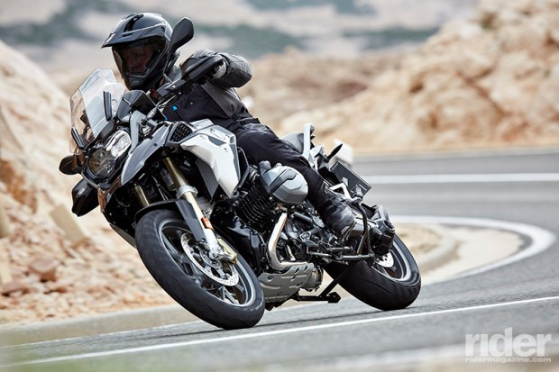 2017 BMW R 1200 GS Exclusive.