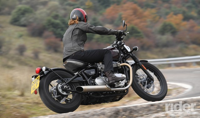 Just try keeping the grin off your face when you're strafing corners on this low-slung beast.