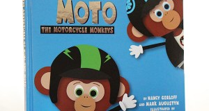 The Adventures of Mimi and Moto: The Motorcycle Monkeys