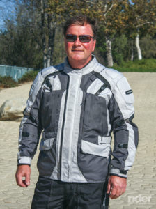 Tourmaster Transition Series 4 Jacket.