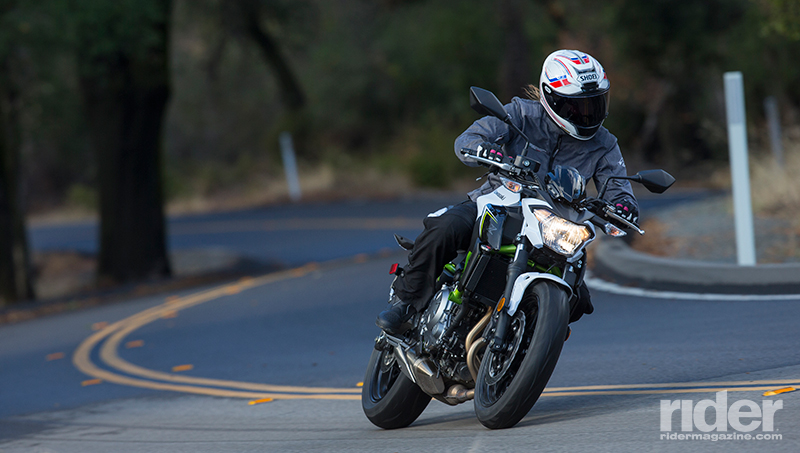 2017 kawasaki z650 abs first ride review | rider magazine