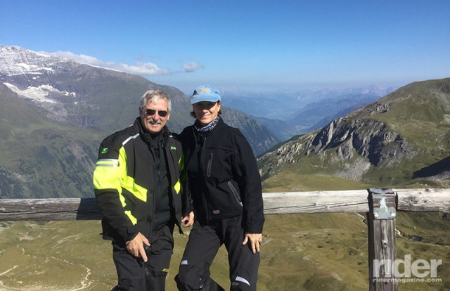 Grossglockner Pass, Austria.