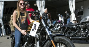 Harley-Davidson at Daytona.