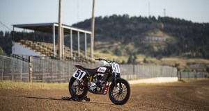 Indian Scout FTR750 Flat Track race bike: now for sale for a cool $50k.