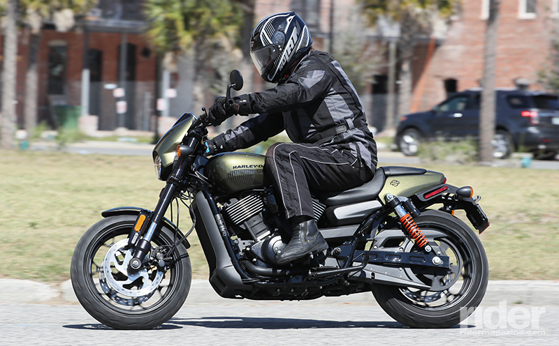 2017 harley-davidson street rod - review | rider magazine