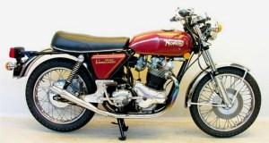1973 Norton Commando 850.
