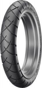 Dunlop Trailsmart tire (front).