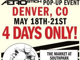 Aerostich Colorado Pop-Up Event