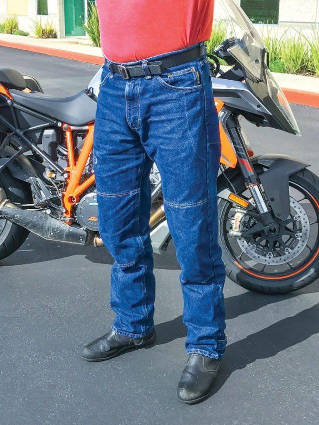 Diamond Gusset Defender jeans