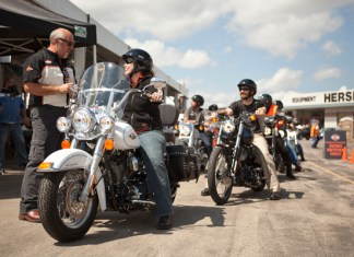 Harley-Davidson will be offering demo rides on several new models at Laconia Motorcycle Week.