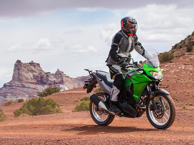 2017 kawasaki versys x 300 first ride review rider. Black Bedroom Furniture Sets. Home Design Ideas