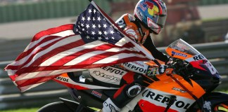 "Racer Nicky Hayden, a.k.a. the ""Kentucky Kid,"" died Monday, May 22, at a hospital in Cesena, Italy, after suffering serious injuries in a bicycling accident."