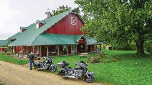 Minnesota Wisconsin motorcycle ride
