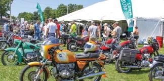 AMA Vintage Motorcycle Days 2014.