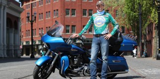 The Kyle Petty Charity Ride Across America