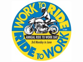 Ride to Work Day logo