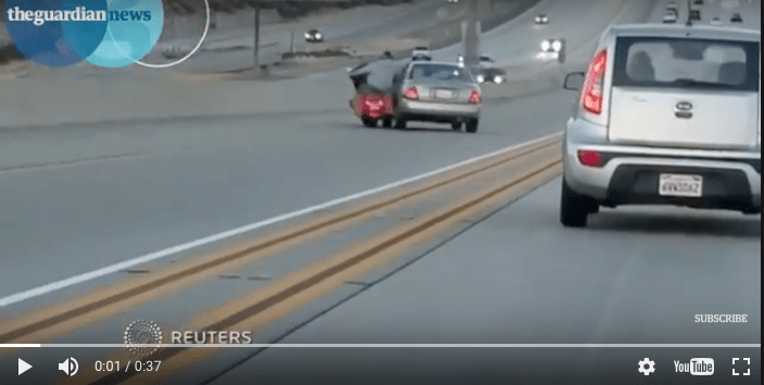 Road Rage, And How Not To Deal With It