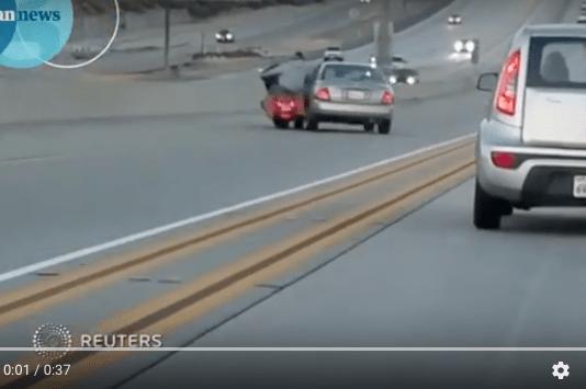 motorcycle road rage