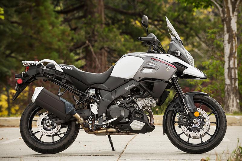 2018 Suzuki V Strom 1000 First Ride Review Rider Magazine