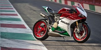 The Ducati 1299 Panigale R Final Edition represents the pinnacle of Ducati's twin-cylinder superbikes. Photo courtesy of Ducati.