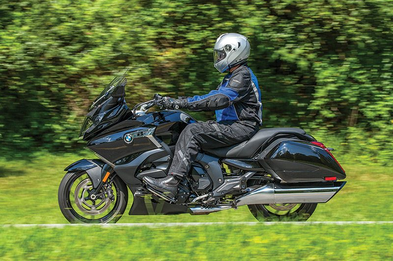 2018 BMW K 1600 B Bagger | Road Test Review | Rider Magazine