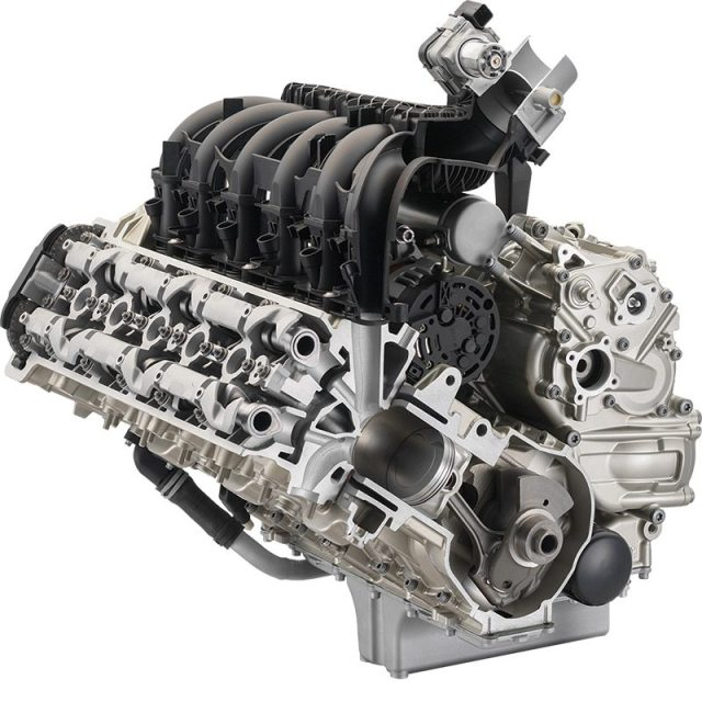 2018 BMW K 1600 B engine