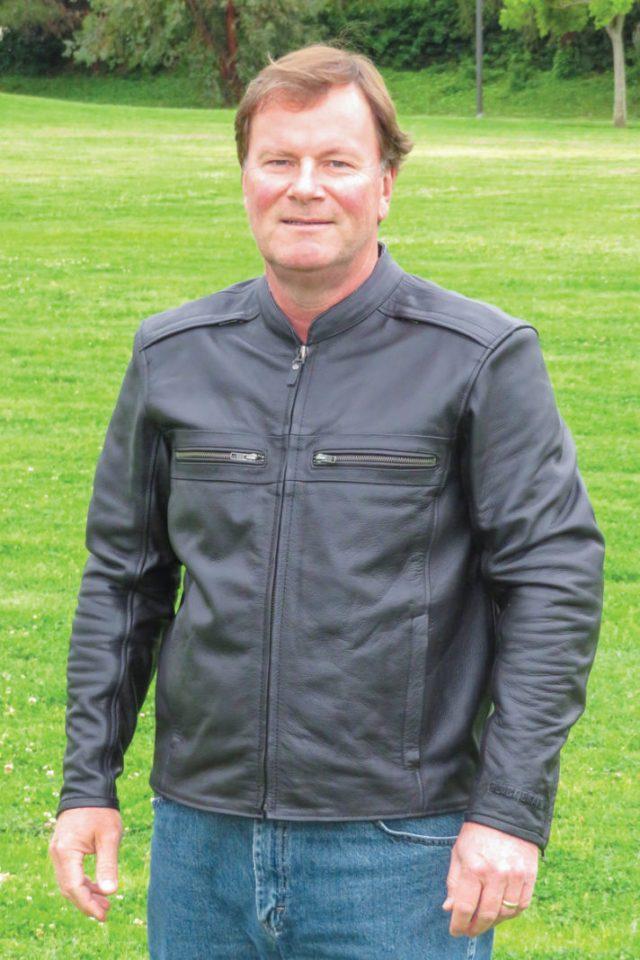 Black Brand Fahrenheit Jacket