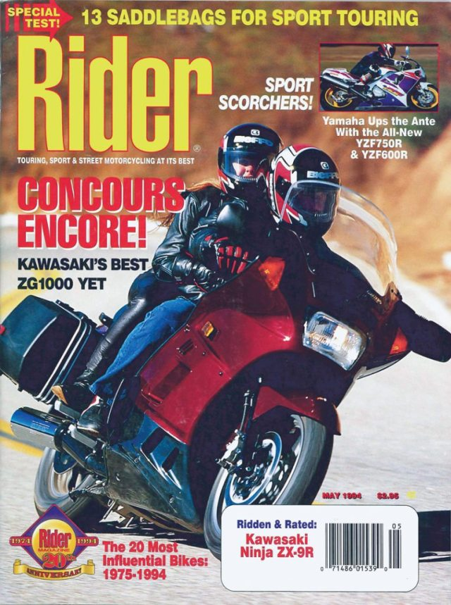 1994 Kawasaki Concours