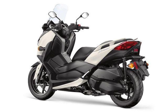 2018 Yamaha XMAX scooter