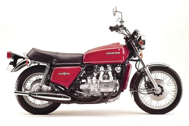 1975 Honda Gold Wing GL1000