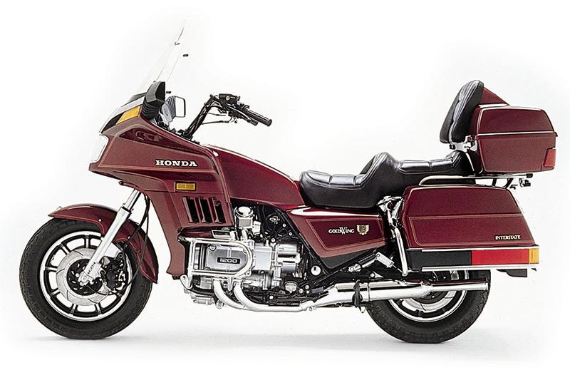 honda gold wing milestone models   rider magazine