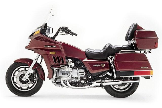 1984 Honda Gold Wing GL1200 Interstate