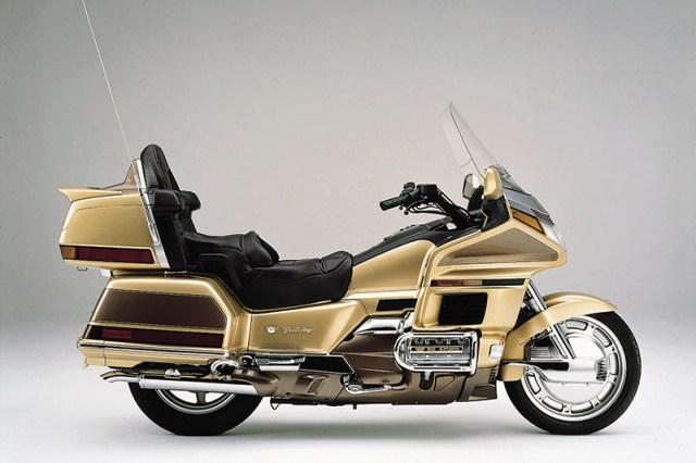 1988 Honda Gold Wing GL1500